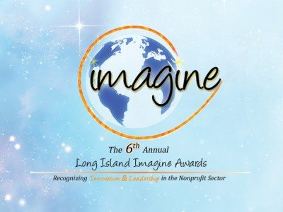 6th Annual Long Island Imagine Awards Logo