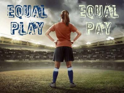 Equal pay for womens soccer players