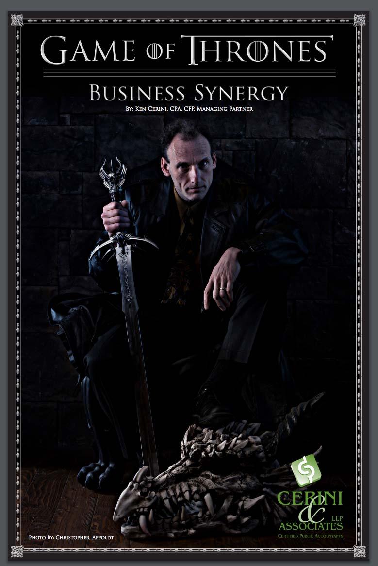 Game of Thrones Ken Cerini