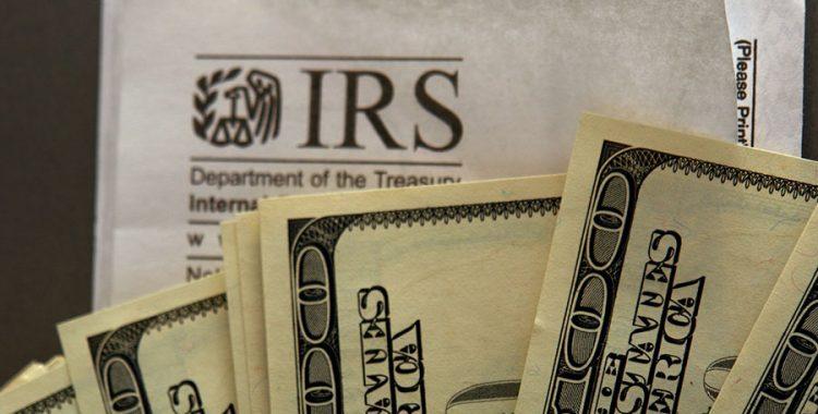 IRS debt