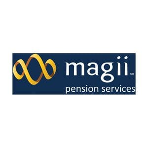 magii pension services logo