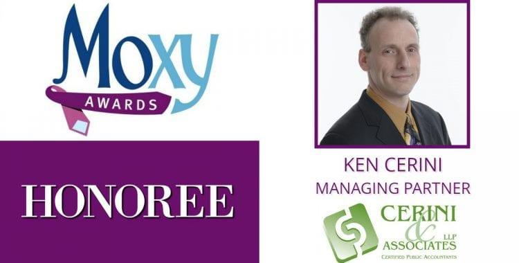 Ken Cerini Moxxie Honoree Image