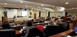 Board Training 2018 Seminar Photo