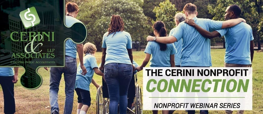 Cerini Nonprofit Connection Branding Image