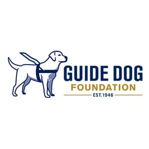 Guide Dog Foundation Logo