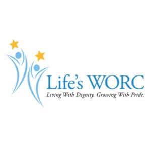 Life's WORC Logo