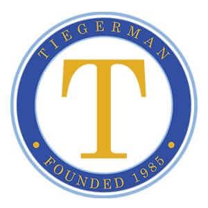 Tiegerman School Logo
