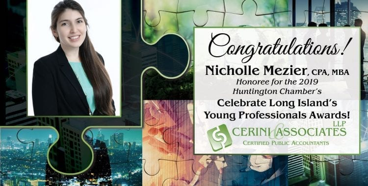 Nicholle Mezier Young Professionals Award