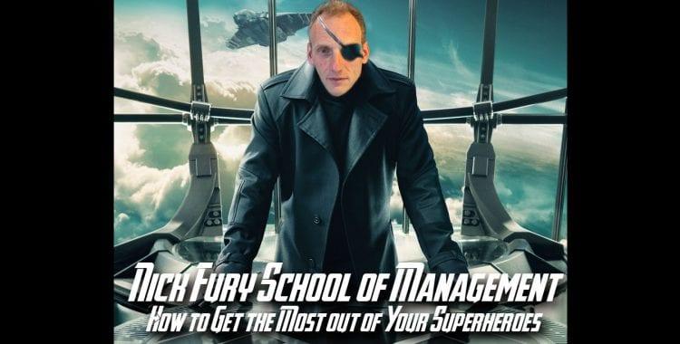Nick Fury School of Management