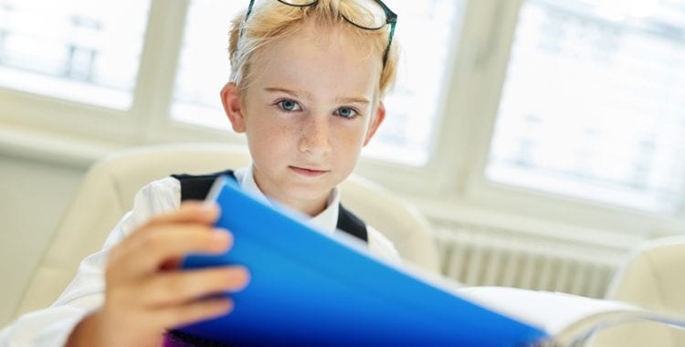 NYPMIFA – Are You Compliant?-Kid reading a book
