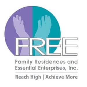 Family Residences and Essential Enterprises, Inc. logo
