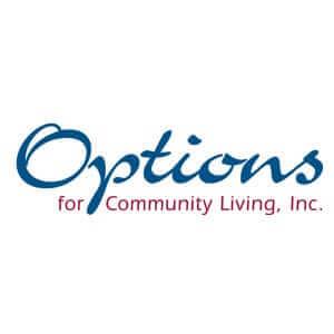 Options For Community Living Inc. Logo