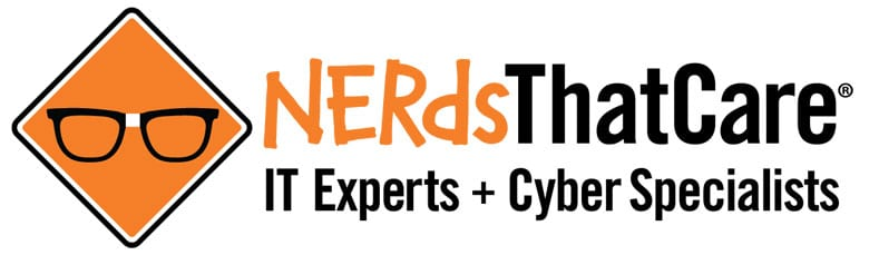 Nerds the Care logo