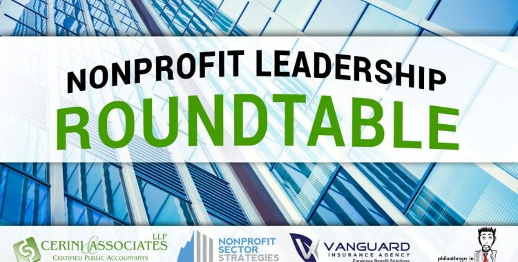 Nonprofit leadership Round table