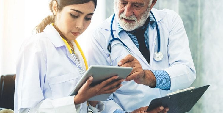 OPWDD COVID-19 Update As of March 25, 2020-Doctors on tablets